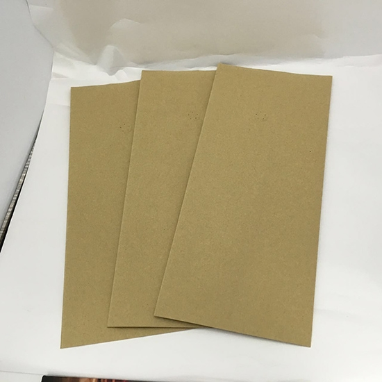 Air valve kraft paper bag